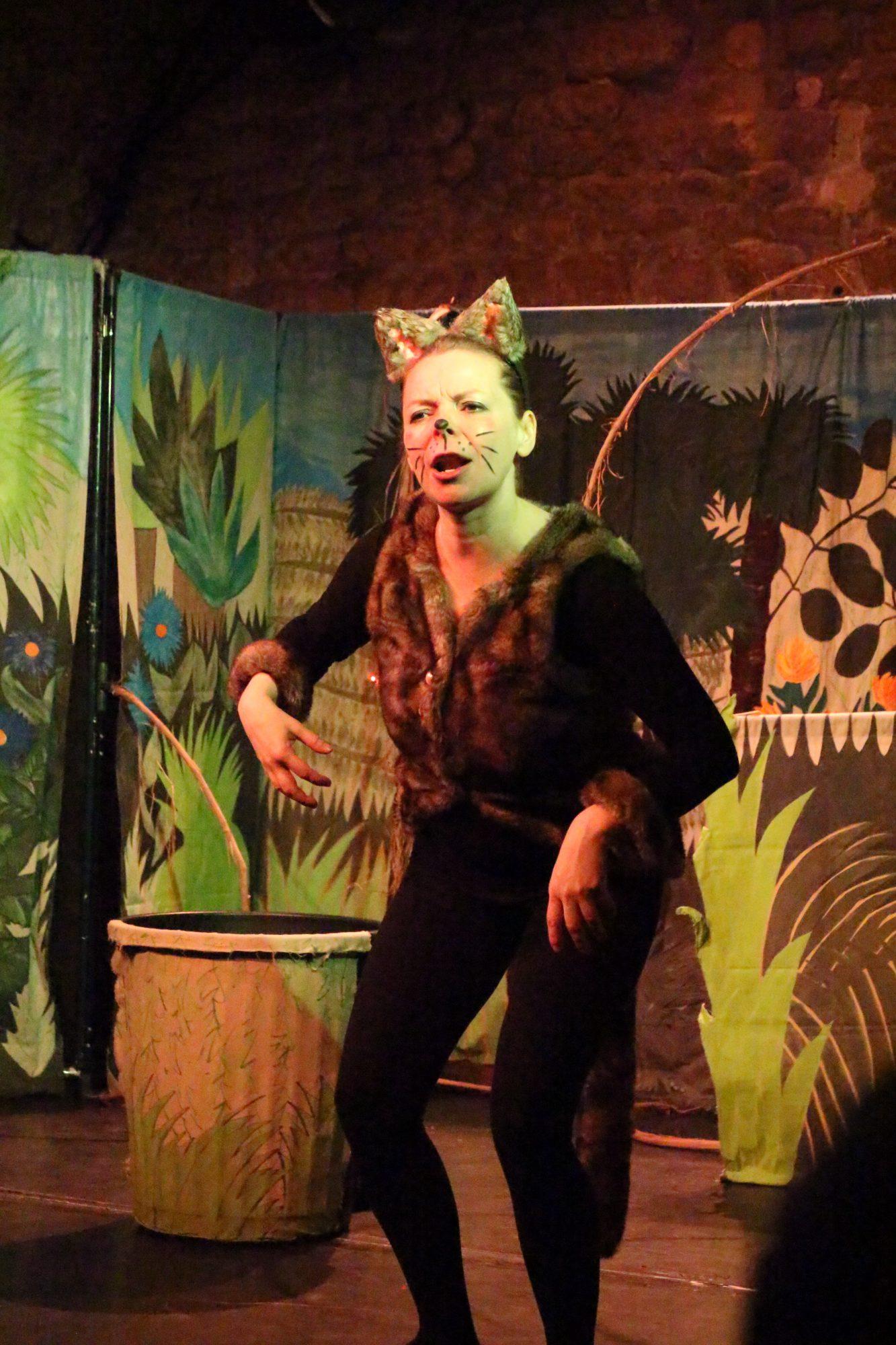 spectacle enfant maternelle sur le vivre ensemble le voyage la découverte des animaux de la savane et de la jungle
